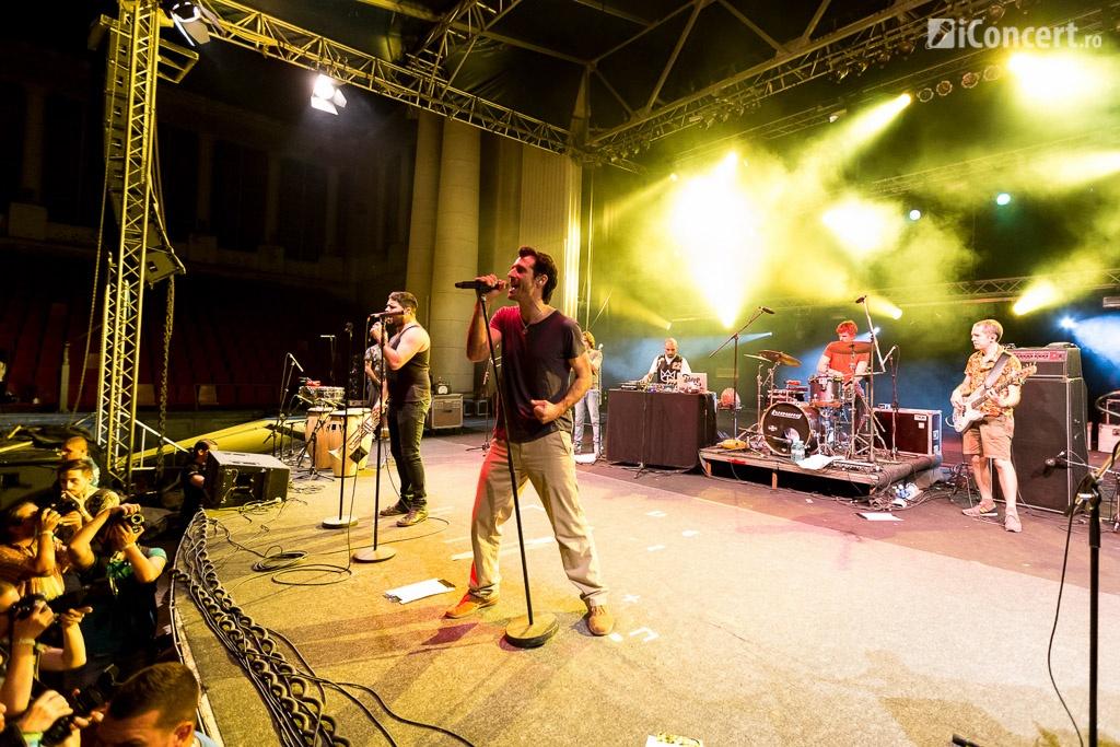 The Cat Empire în concert la Bucureşti - Foto: Daniel Robert Dinu / iConcert.ro