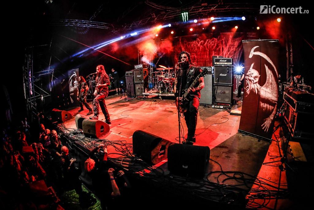 Rotting Christ la Rockstadt Extreme Fest 2014 – Foto: Paul Voicu / iConcert.ro