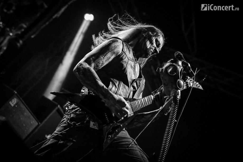Belphegor la Rockstadt Extreme Fest 2014 – Foto: Paul Voicu / iConcert.ro