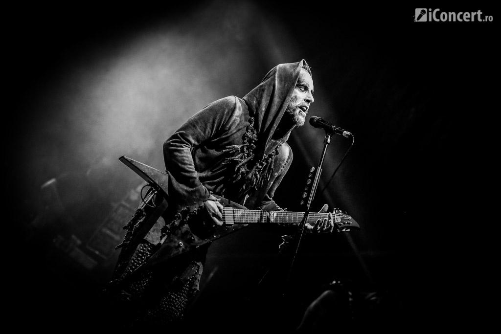 Behemoth la Rockstadt Extreme Fest 2014 – Foto: Paul Voicu / iConcert.ro