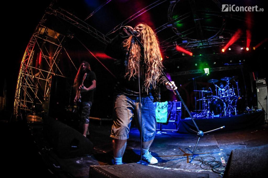 Obituary la Rockstadt Extreme Fest 2014 – Foto: Paul Voicu / iConcert.ro