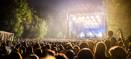 RECENZIE: Bastille, John Newman şi The 1975 au dat startul Summer Well 2014 (FOTO)