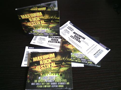 Album Maximum Rock Festival 2013