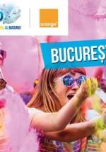 The Color Run 2014 pe Şoseaua Kiseleff din Bucureşti (PROMOŢIE)