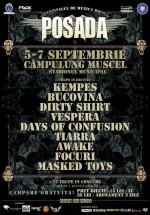 Festivalul Posada Rock 2014 la Câmpulung Muscel