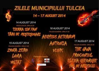 Zilele Tulcei 2014