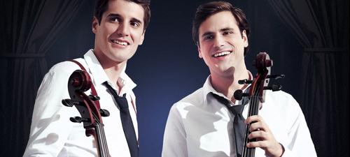 2Cellos vor concerta în premieră la Bucureşti, în decembrie 2014