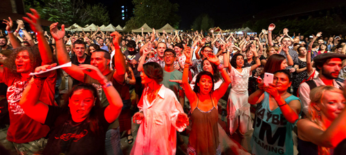 RECENZIE: Balkanik! Festival 2014, bâlciul urban cu world music (FOTO)