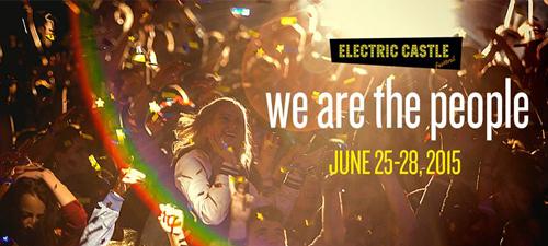 Electric Castle Festival 2015 are loc între 25 şi 28 iunie