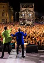 FOTO: Fan Magenta – lansare Telekom România la Bucureşti