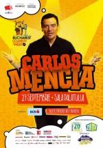 Carlos Mencia la Sala Palatului din Bucureşti (CONCURS)