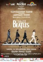 Concert Beatles'n'Jazz: Adrian Nour şi Cantaloop la Hard Rock Cafe din Bucureşti