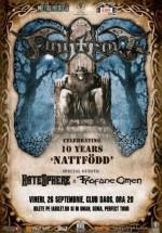 Concerte Finntroll, HateSphere şi Profane Omen în Daos din Timişoara