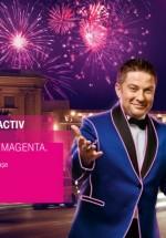 Fan Magenta la Bucureşti, Iaşi şi Cluj-Napoca