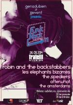 Funk Rock Hotel 11 la Bucureşti (CONCURS)