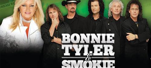 Biletele VIP pentru concertele Bonnie Tyler şi Smokie de la Bucureşti, epuizate