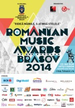 Romanian Music Awards 2014 în Piaţa Sfatului din Braşov