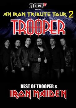 Trooper – An Iron Tribute Tour 2