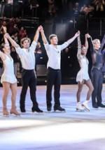 RECENZIE: Kings On Ice – un regal de dans şi acrobaţie pe gheaţă la cel mai înalt nivel (FOTO)