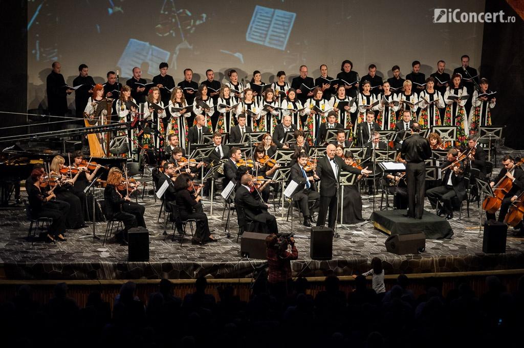Tudor Gheorghe în concert la Sala Palatului - Foto: Fabian Radu/ iConcert.ro