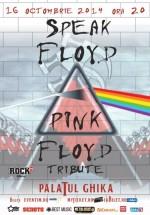 Concert Speak Floyd – tribut Pink Floyd la Palatul Ghika din Bucureşti
