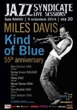 Concert tribut Miles Davis la Sala Radio din Bucureşti (CONCURS)