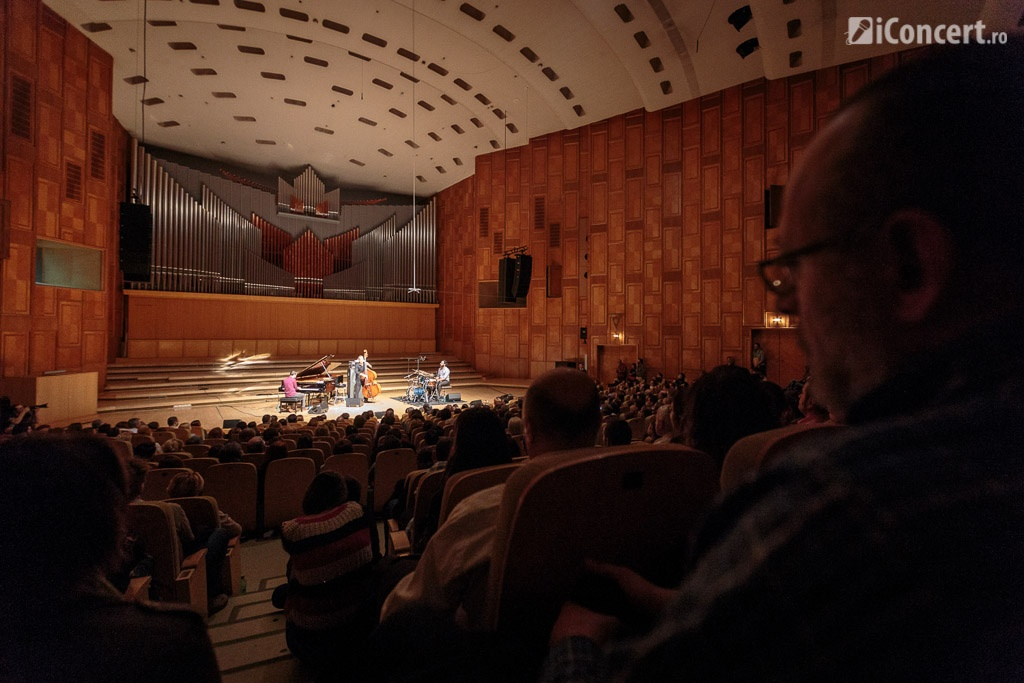 Avishai Cohen Trio în concert la Bucureşti - Foto: Daniel Robert Dinu / iConcert.ro