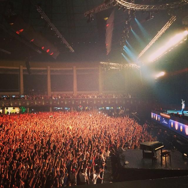 Armin van Buuren la Bucureşti - Foto: fb.com/LauraJansenTunes