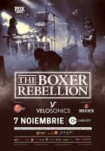 Concert The Boxer Rebellion în Colectiv din Bucureşti (CONCURS)