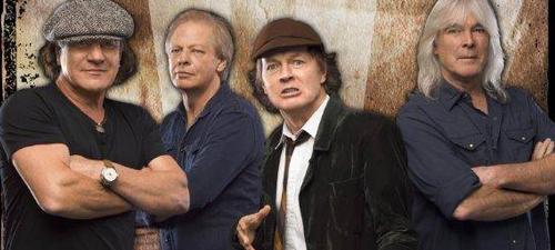 Posibil concert AC/DC în România, în 2015