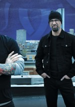 Godsmack, concert în premieră în România, în iunie 2015