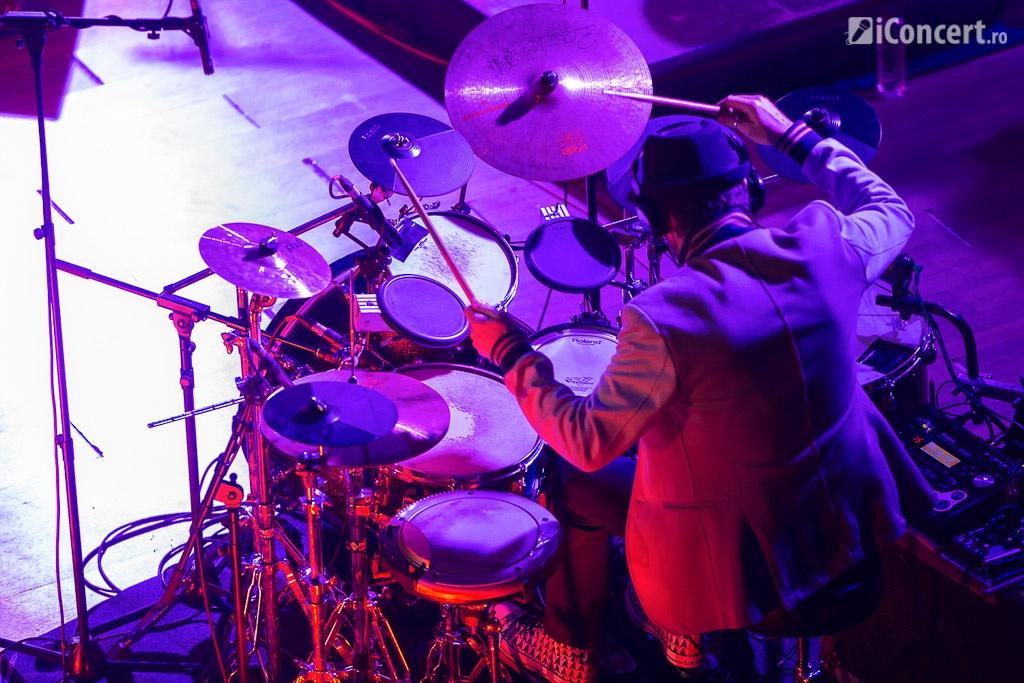 Narcotango în concert la Bucureşti - Foto: Daniel Robert Dinu / iConcert.ro