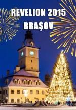 Revelion 2015 în Piaţa Sfatului din Braşov
