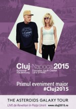 Revelion 2015 în Piaţa Unirii din Cluj-Napoca