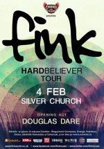 Concert Fink în The Silver Church din Bucureşti