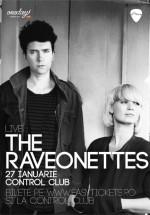 Concert The Raveonettes în Control Club din Bucureşti