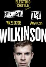 Wilkinson în Colectiv din Bucureşti şi în Palas Iaşi