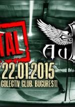 Girls 4 Metal în Club Colectiv din Bucureşti