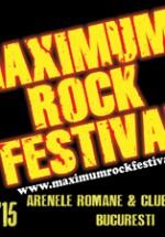 Maximum Rock Festival 2015, patru zile de metal în două locaţii din Bucureşti