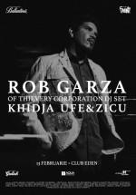 Rob Garza – Thievery Corporation DJ Set în Club Eden din Bucureşti (CONCURS)