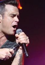 Robbie Williams, cap de afiş la Sziget Festival 2015