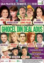 """Concert """"Ghiocel din deal adus"""" la Sala Palatului din Bucureşti"""