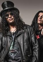 Slash revine la Bucureşti, alături de Myles Kennedy & The Conspirators, în iunie 2015
