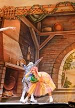 FOTO: Cinderella On Ice la Sala Palatului din Bucureşti
