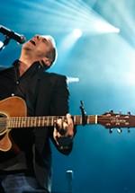 FOTO: Concert Garou la Sala Palatului din Bucureşti