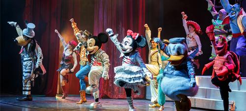 RECENZIE: Disney Live! Mickey's Music Festival – seri de poveste la Sala Palatului, presărate cu emoţie, distracţie şi umor (POZE)
