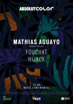 Matias Aguayo la Hotel Continental din Cluj-Napoca