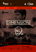Outlook Festival 2015: Dimension & Ivy Lab la Arenele Romane din Bucureşti (CONCURS)