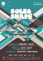 SOLE & SHAPE #3 în clubul Colectiv din Bucureşti