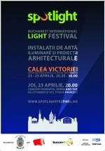 Spotlight Festival 2015 la Bucureşti